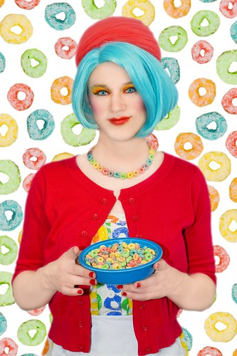 Ms. Froot Loop | by Kelly Ichinose