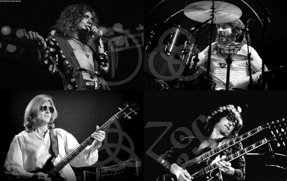 Led Zeppelin Four Symbols One Of Rock And Rolls Greatest Flickr