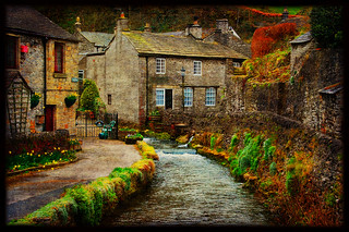 Castleton Village | by BrianBallPhotography