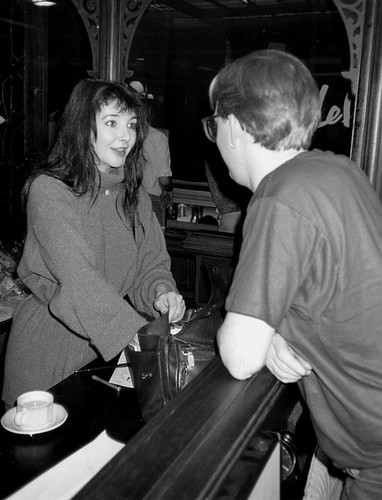 Kate Bush Backstage 3 | by squidney