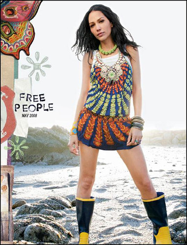 FREE PEOPLE MAY 2008 CATALOG | by CHRISSY PIPER