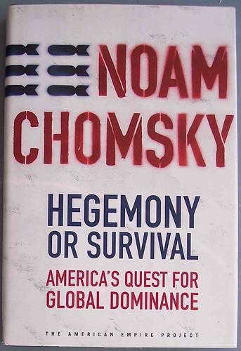 hegemony or survival free pdf