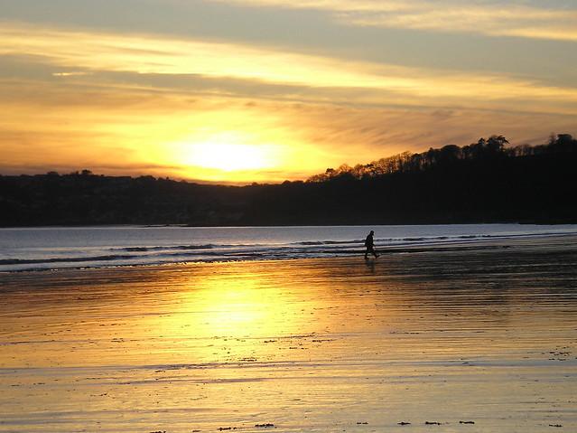 Amroth Sunset Walker