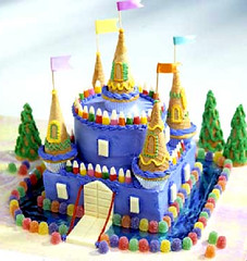 Castle Cake Recipe Uk