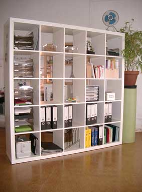Bookshelf Wall Divider 90 50 Off Retail