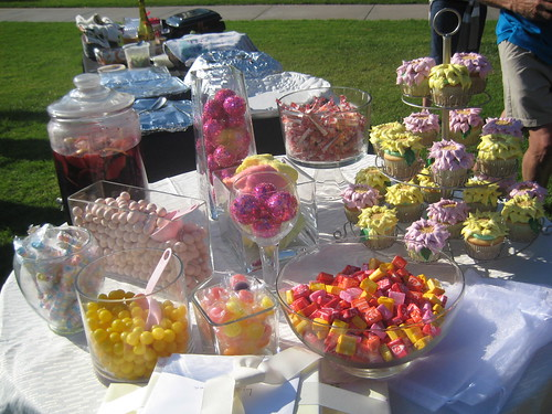 Liz's Wedding Shower - Candy Buffet | by kgroovy