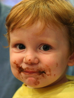 Chocolate Boy | by Sonja Kueppers
