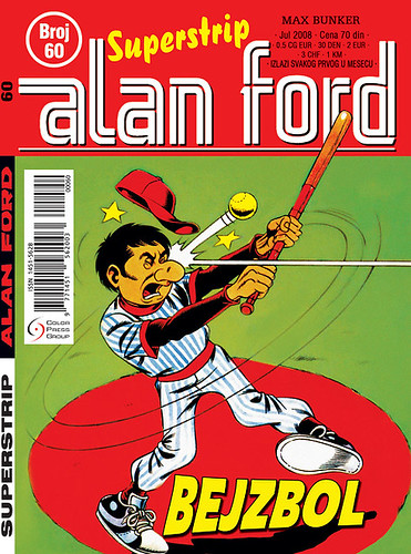 Alan Ford br. 60 | by alanfordcpg