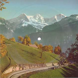 Music from Switzerland, Postcard | by Cardboard Records