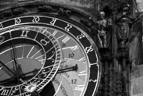 The Old Town Astronomical Clock