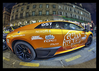 HDR orange Lamborghini Murcielago LP670-4 SV (SuperVeloce) - Gumball 3000 2011 | by _PEC_