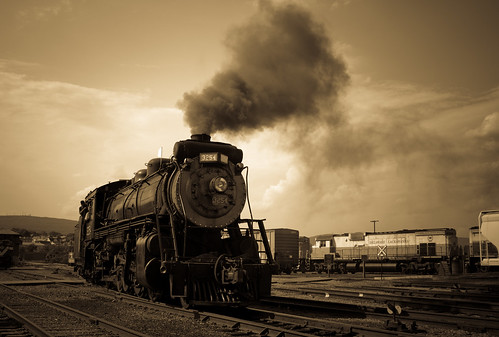 steamtown | by JKönig