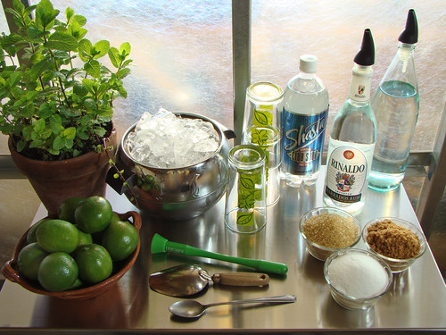 Mojito Bar - Stocked & ready to roll | by mondomuse