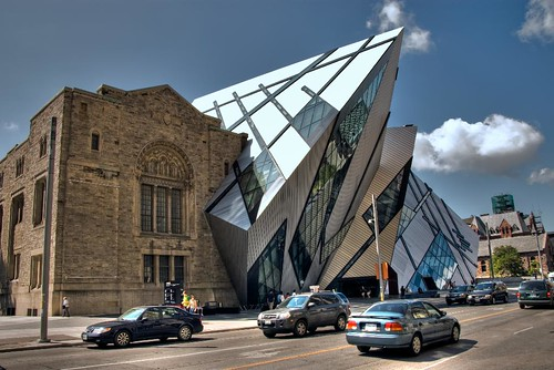 The Michael Lee-Chin Crystal, Royal Ontario Museum, Toronto (IMGP4994) | by [Rossco]:[www.rgstrachan.com]