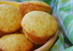 corn and honey muffins | by Food Blogga