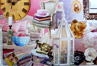 collage | by **tWo pInK pOSsuMs**