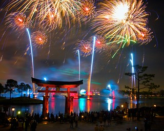 Epcot - Illuminations: Reflections of Earth | by Matt Pasant