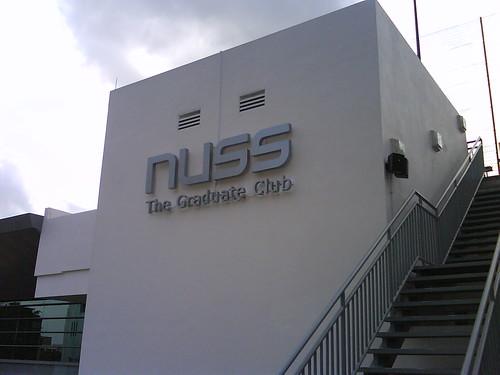 Nuss Kent Ridge Cafe Menu