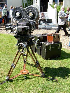 Bray Film Studios - Movie Camera | by Adrian Ace's Photostream