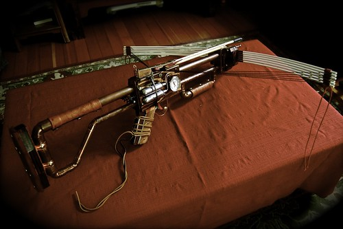Steampunk Crossbow - 70 Antique.jpg | by Jayembee