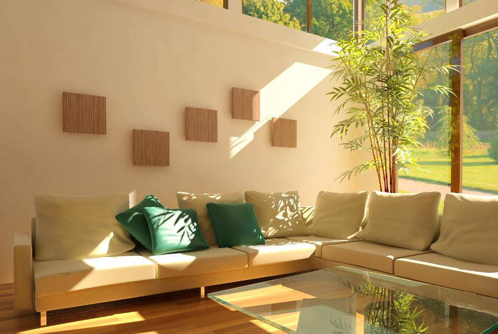 Modern living room with nice wall decor | Living room in bei… | Flickr
