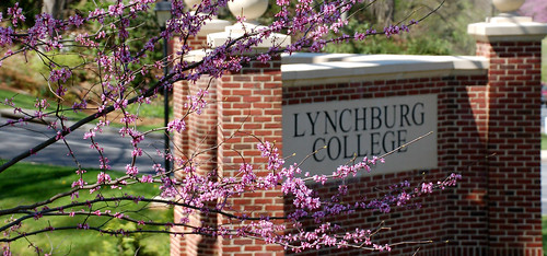College Sign | by Lynchburg College