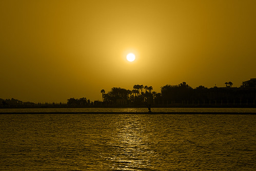 SunSet Jeddah City (SA) | by AbuZiyad