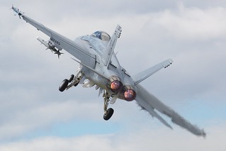 F/A-18 Hornet - Take Off | by frielp