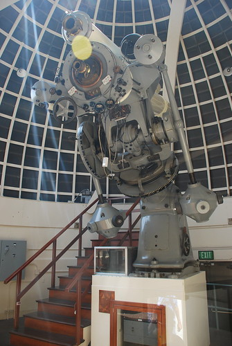 "Griffith Observatory - Zeiss 12"" Refracting Telescope 