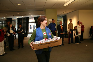 Holiday Mail for Heroes Sorting Event, Washington, DC, December 2008 | by PitneyBowes