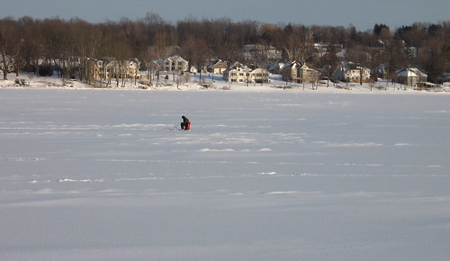Owasco lake ice fishing hapzydeco flickr for Finger lakes fishing report