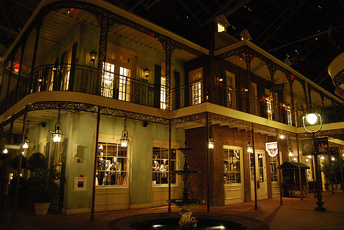 Opryland Interior Street | by jeffreylcohen