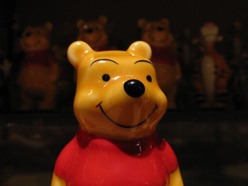 Winnie the Pooh and his minions | by Camera Obscurist