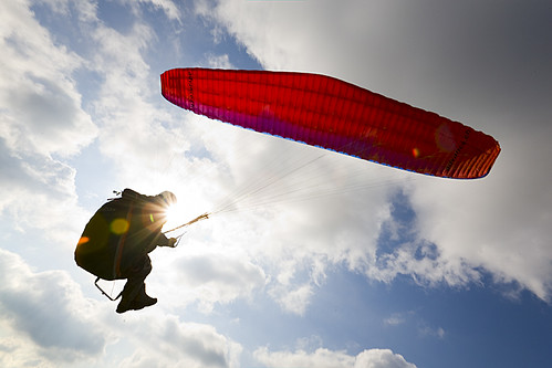 Richard, Paragliding @ Pule Hill - Day 29 of Project 365 | by purplemattfish