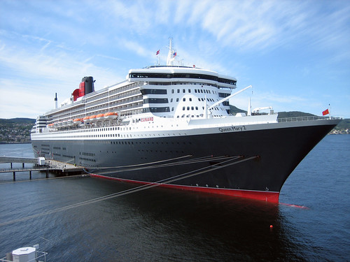 Queen Mary 2 | by Trondheim Havn