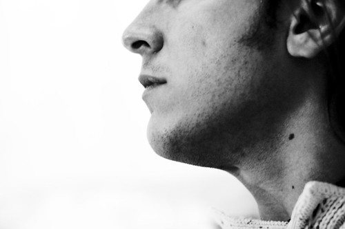 Day 321 - In Profile | by the spacecowboy
