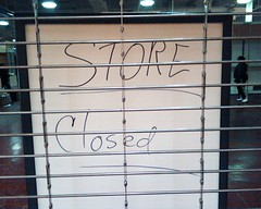 Store Closed | by crazytales562