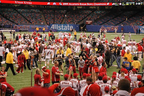 Utah Utes 2009 Sugar Bowl Champions | by hopperlangford