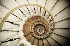 Spiral stairs | by lightmagic