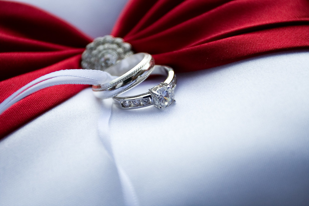 with this ring...
