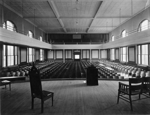fded05ee7f69f ... Pullen Hall auditorium   by NCSU Libraries Special Collections Research  Center