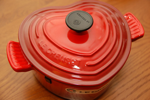 Le Creuset Heart Casserole | by myhsu