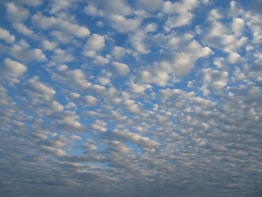 Paseando entre las nubes