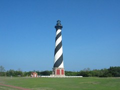 Hatteras Island, North Carolina: Cape Hatteras Lighthouse | by jshyun