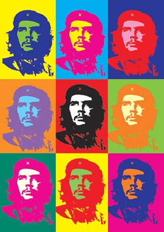 Che Guevara 1962 Andy Warhol Poster   Typical Warhol Poster …   Flickr