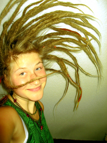 Flying Dreads | by Paulchen...mostly off. :)
