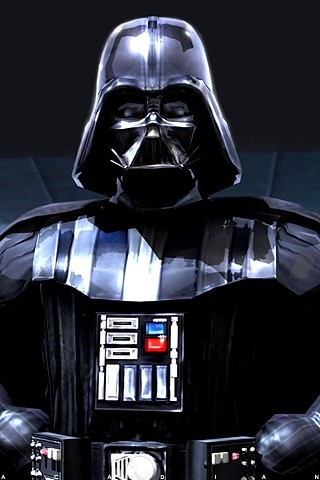 Darthvader IPhone Wallpaper