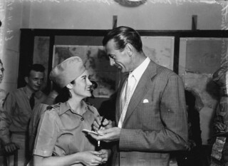 Asking for Gary Cooper's autograph | by State Library of Queensland, Australia