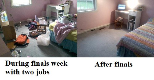 Declutter before and after that was pretty bad - Declutter before and after ...