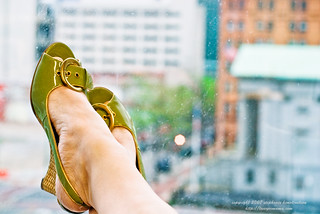 Green Shoes | by The Picture Ninja